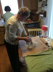 Grace Mixing Dough