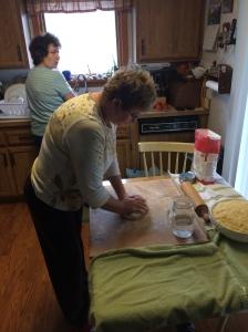Grace Neading Pierogi Dough
