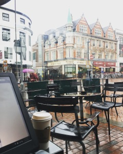 coffee shop in Reading