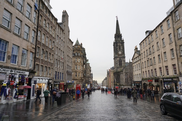 royal mile shot