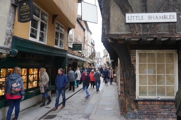 York Little Shambles